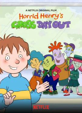 Horrid Henry's Gross Day Out
